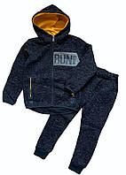Спортивный костюм с начесом для мальчика Buddy Boy маломерит (р.12/13 лет)
