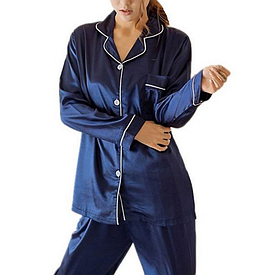 Пижамы шелковые