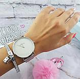 Годинник geneva білі Жіночі, фото 4
