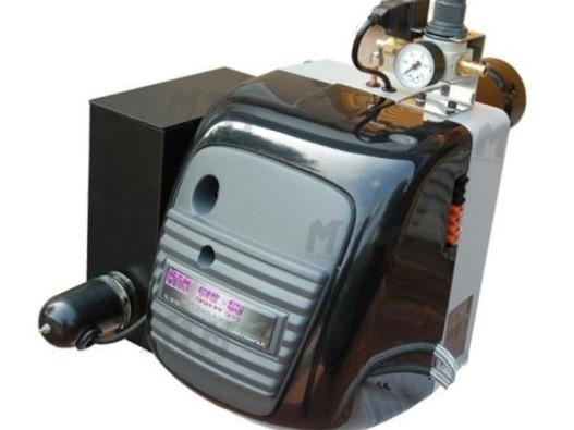 Конструкция Горелки котла на отработке Воздухонагревателя MTM M-35 (40 кВт)  Фото-3