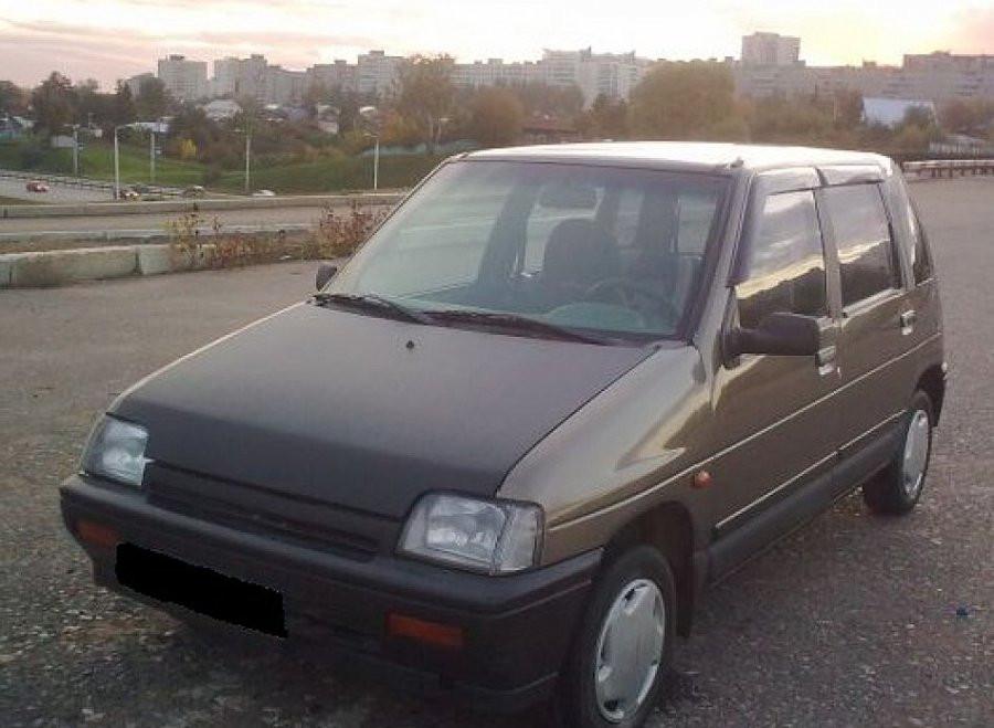 Дефлекторы окон (ветровики) Daewoo Tico 1991-2002