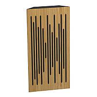 Бас пастка Ecosound Bass trap wood 1000х500х150 колір шервуд
