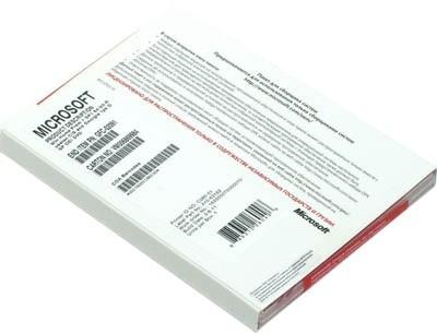 Операционная система Microsoft Get Genuine Kit Windows 7 SP1 Professional 32/x64 Russian 1 License (6PC-00024)