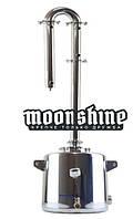 "Дистиллятор Moonshine Medium фланец 1,5"" c баком 20 литров, фото 1"