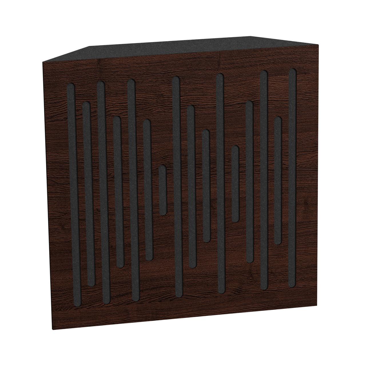 Бас пастка Ecosound Bass trap Ecowave wood 500х500х100 колір венге