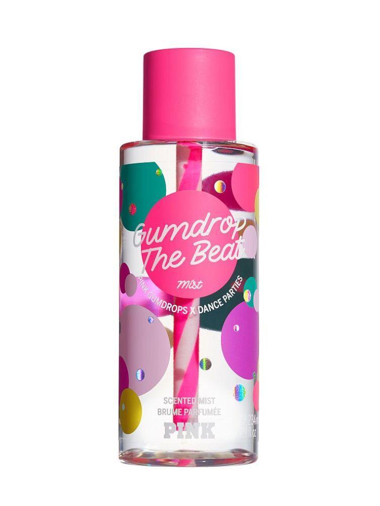 Спрей для тела Gumdrop The Beat PINK Victoria's Secret