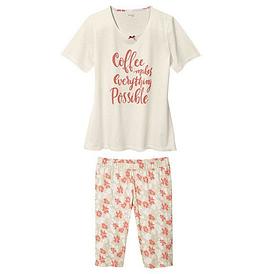 Пижамы трикотажные XXL+