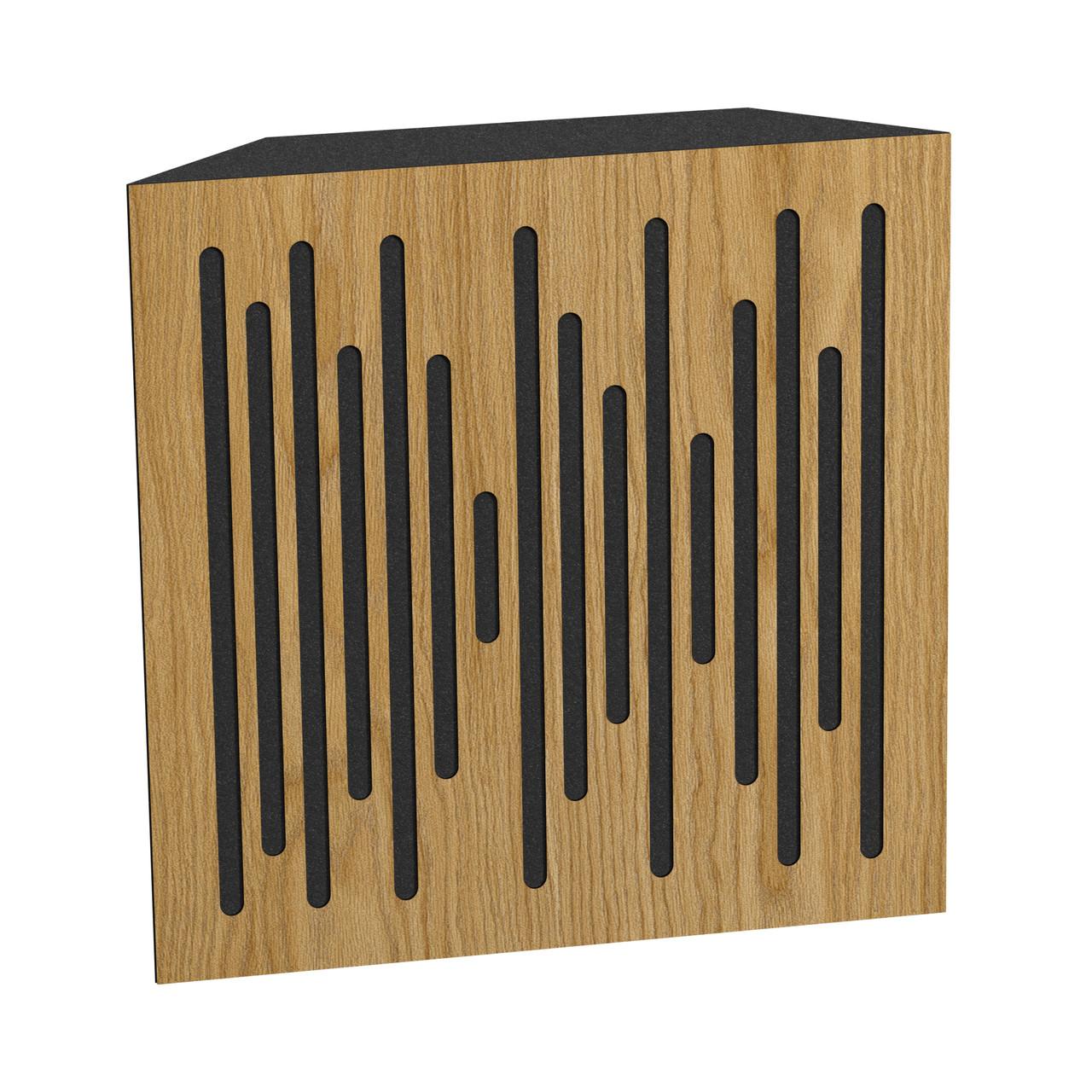 Бас ловушка Ecosound Bass trap Ecowave wood 500х500х100 цвет шервуд