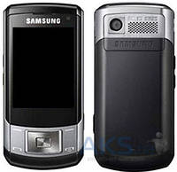 Корпус Samsung C5510 с клавиатурой Black