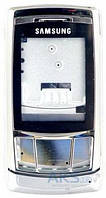 Корпус Samsung D840 Silver