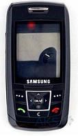 Корпус Samsung E250 с клавиатурой Black