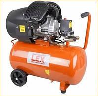 Компрессор LEX LXC50V - 50 л : 2-х поршневой : 3.3кВт