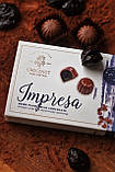 Цукерки IMPRESA у ялена зливу в молочному шоколаді, фото 3