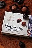 Цукерки IMPRESA в'ялена слива в молочному шоколаді, фото 3