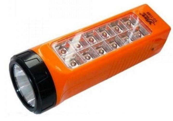 Ліхтар акумуляторний YAJIA YJ-1168TP