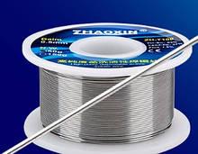Припой Zhaoxin ZH-TB100 диаметром 1,0 мм , состав: Sn 63%. Pb 37% Flux 1.8% Вес 50 гр
