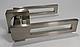 Дверна ручка KEDR R08.084 (колір:графіт), фото 3