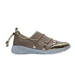 Кросівки Violeta 37 Золотий 518 37, КОД: 233076