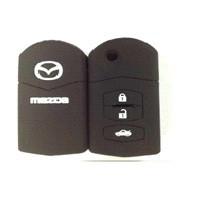 Чехол на брелок сигнализации силиконовый Mazda 950