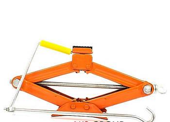 Домкрат механічний ромб 2т. ELEGANT 100 835 посилений