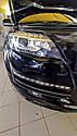 Полировка и шлифовка фар Audi Q7 2010 г.в., фото 3