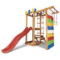 SportBaby Детский игровой комплекс для дома Babyland-14