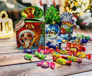Купити Солодкі Новорічні подарунки на 2022 рік