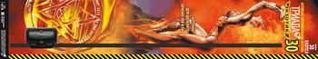 Антенна автомобильная активная Triada 30  Экзотика  110км/ 24 Дб/дальний прием УКВ,FM