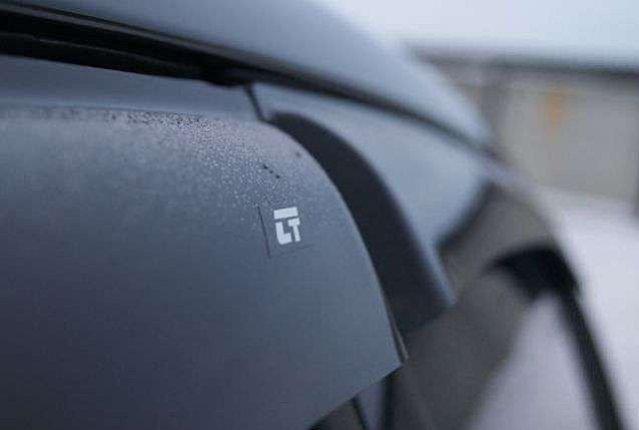 Дефлекторы окон (ветровики) Toyota Prius C 2012/Toyota Aqua 2012
