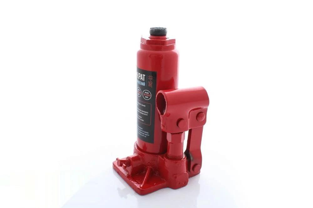 Домкрат гидравлический 3т. 180/340мм чемодан Дорожная Карта JNS-03 PVC