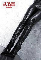 Облегающие сапоги больших размеров на заказ, весна 2020, новые туфли на шпильке с острым носком, узкие сексуальные сапоги выше колена, женская обувь
