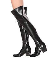 Youmaidi осень и зима новые сапоги выше колена на низком каблуке на толстом каблуке бордовый цвет модная женская обувь внешняя торговля большие