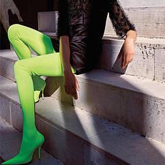 Осінні нові стильні червоні сині флуоресцентні зелені ботфорти, штани, чоботи, універсальні черевики, модні жіночі чоботи для танців на жердині