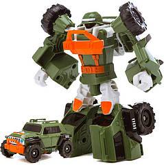 Трансформер 968-6 ТВТ, робот+транспорт, 12см,