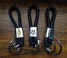 Брелок Honda для автомобильных ключей Эко кожа косичка, фото 8