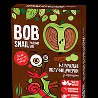 Натуральные конфеты Яблоко-Корица Bob Snail 60 г