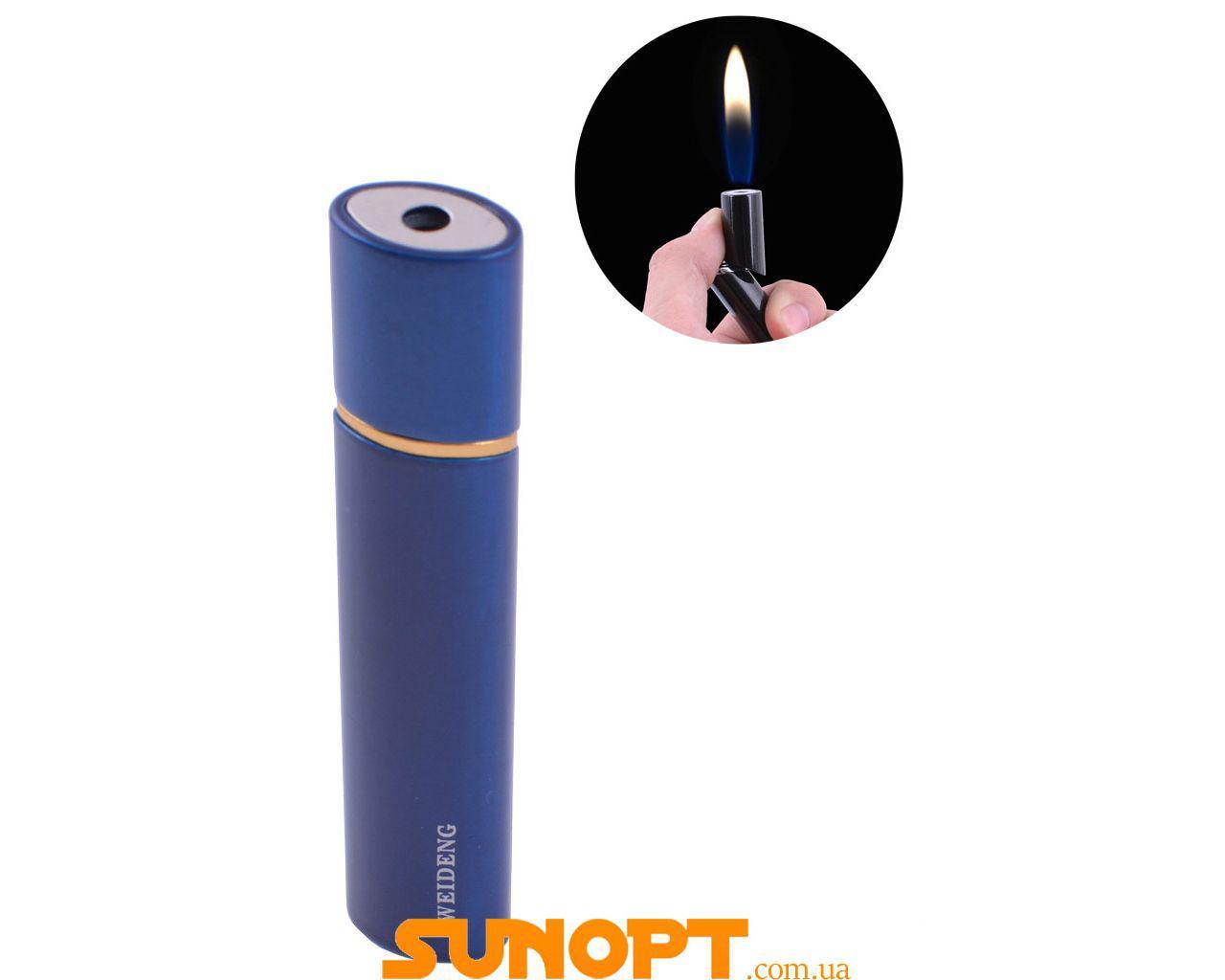 Зажигалка карманная женская (Обычное пламя) №3448-1