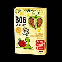 Натуральные Яблочно-Грушевые конфеты Bob Snail 60 г