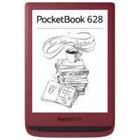 Електронна книга PocketBook 628 Touch Lux5 Ruby Red (PB628-R-CIS)