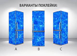Виниловая наклейка на холодильник, Виниловые наклейки для холодильника, Самоклейка, 180 х 60 см, Лицевая (holSS1_ts11387 Разное), фото 2