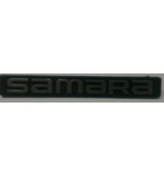 Эмблема на багажник Samara 2 пукли хром
