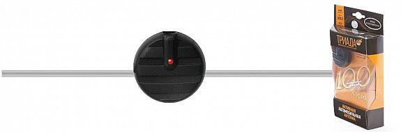 Антенна автомобильная активная Triada 100 Gold город-трасса/ до 150 км/30 Дб защита от помех
