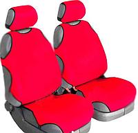 Майка сидения передняя красная (2шт) Beltex Cotton 11610