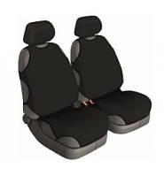 Майка сидения передняя черная (2шт) Beltex Cotton 11210