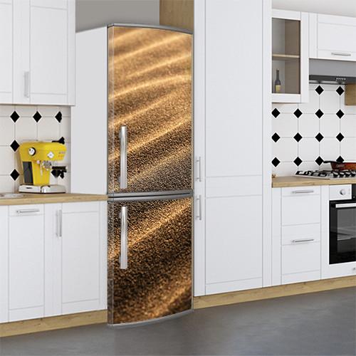 Виниловая наклейка на холодильник, Интерьерные наклейки на кухню, Самоклейка, 180 х 60 см, Лицевая (holSS1_ts10987 Хиты)
