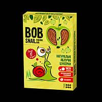 Натуральные Яблочные конфеты Bob Snail 60 г