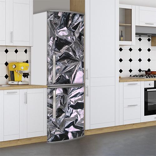Виниловые Виниловая наклейка на холодильник фото, Самоклейка, 180 х 60 см, Лицевая (holSS1_ab12314 Разное)