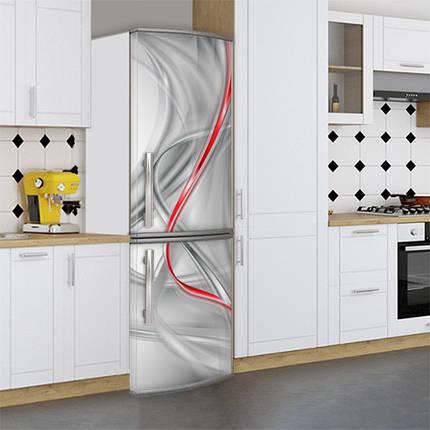 3d Виниловая наклейка на холодильник, Самоклейка, 180 х 60 см, Лицевая (holSS1_ab11413 Хиты), фото 2