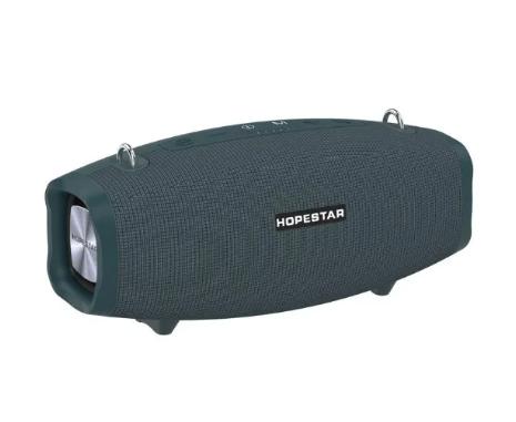 Колонка Bluetooth HOPESTAR X1/H1 (+микрофон+блок питания 15V3A)
