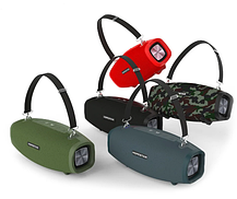 Колонка Bluetooth HOPESTAR X1/H1 (+микрофон+блок питания 15V3A), фото 3